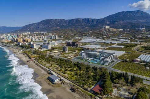 New Ongoing Residential Project In Alanya To Be Finished In September 2021