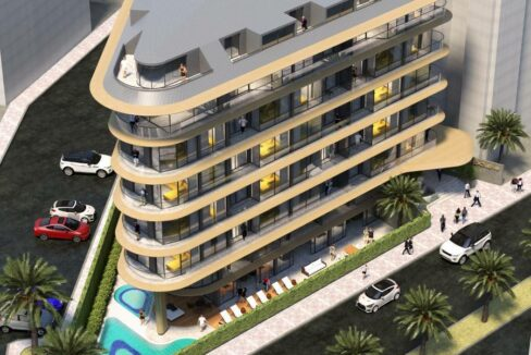 Ongoing Exclusive Project In Alanya Center Close To Cleopatra Beach