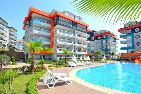 Residential Apartment For Sale In Alanya Kestel