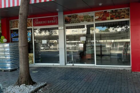 Shop For Sale In Alanya Center