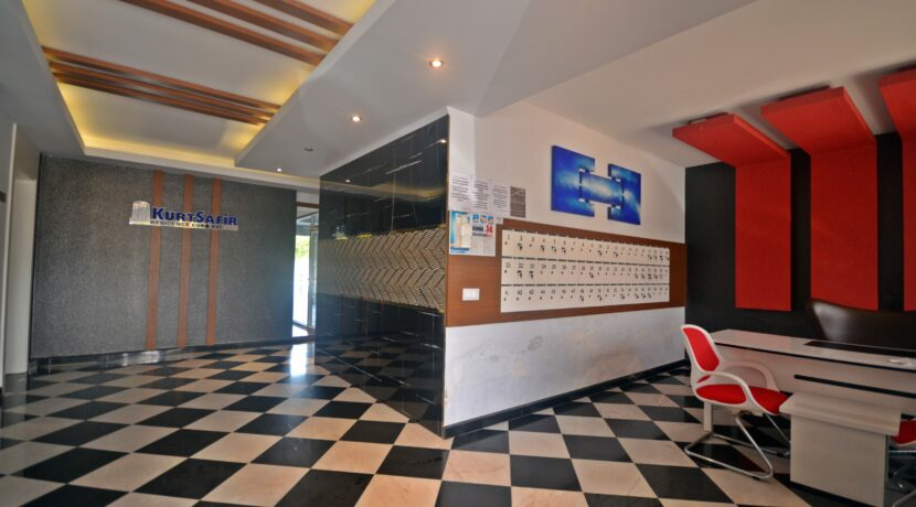 2 Bedroom Residential Apartment For Sale In Alanya