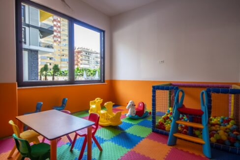 3 Bedroom Brand New Apartment For Sale In Alanya