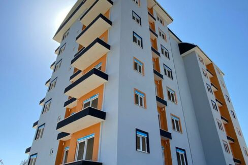 Cheapest 1 Bedroom New Apartment For Sale In Alanya