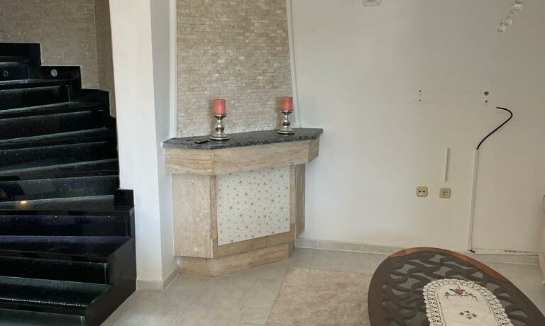 Fully Furnished Renovated Villa For Sale In Alanya Demirtas