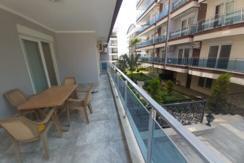 Furnished 2 Bedroom Residential Apartment For Sale In Alanya