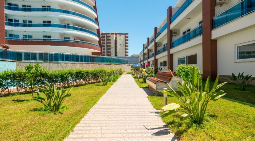 Furnished Residential Apartment For Sale In Alanya