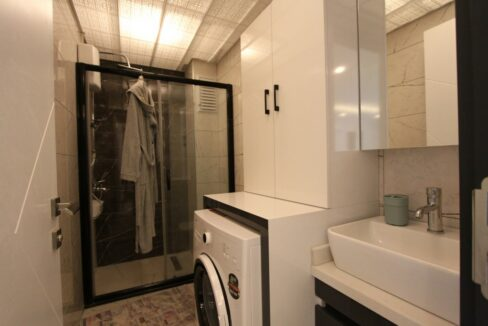One Bedroom Furnished Alanya Residential Property For Sale