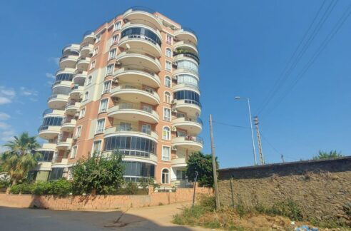 2 Bedroom Furnished Cheap Apartment For Sale In Alanya