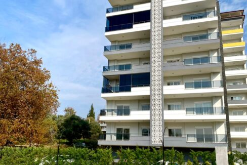 3 Bedroom Apartments For Sale In New Finished Project In Alanya