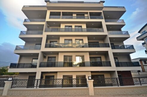 Brand New 2 Bedroom Apartment For Sale In Alanya Oba