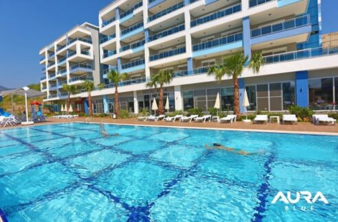 Brand New Furnished Apartment For Sale In Alanya Kestel