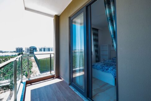 Brand New One Bedroom Apartment For Sale In Alanya