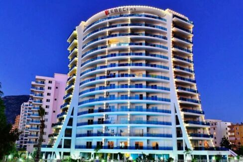 Exclusive Apartment For Sale In Calista Premium Residence Alanya