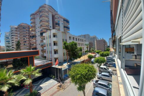 Furnished Cheap One Bedroom Apartment For Sale In Alanya
