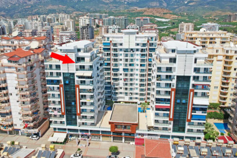 High End Luxurious Penthouse For Sale In Alanya Mahmutlar