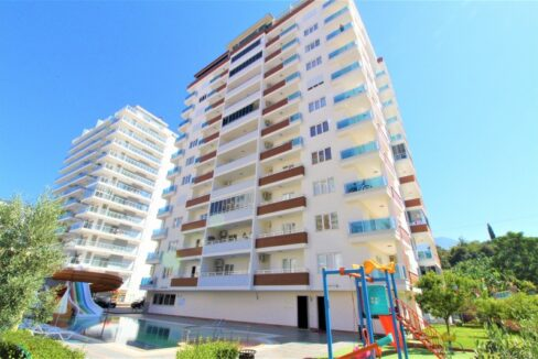 1 Bedroom Brand New Luxury Furnished Apartment For Sale In Alanya
