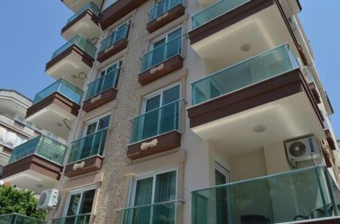1 Bedroom Cheap Apartment For Sale In Alanya Centrum