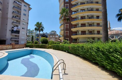 1 Bedroom Cheap Apartment For Sale In Alanya