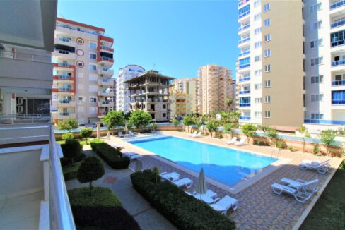1 Bedroom Fully Luxury Furnished Apartment For Sale In Alanya