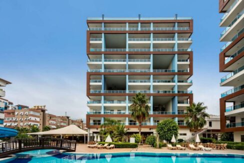 2 Bedroom Apartment For Sale In Alanya Cikcilli