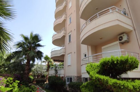 2 Bedroom Apartment For Sale In Alanya