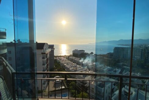 3 Bedroom Luxury Dublex Furnished For Sale In Alanya