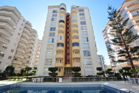 Cheapest 2 Bedroom Furnished Apartment For Sale In Alanya