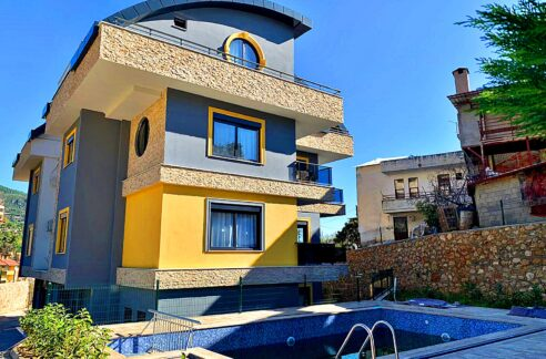 Cheapest Brand New Apartment For Sale In Alanya