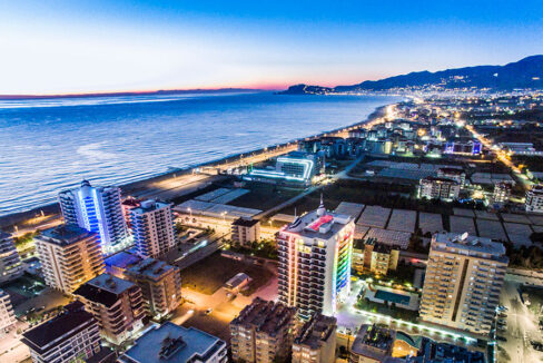 Exclusive Duplex Penthouse For Sale In Sfera Residence Alanya