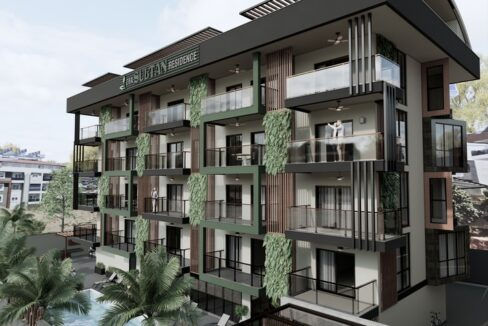New Exclusive Project With Payment Plan In Alanya Oba
