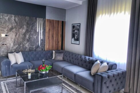 Residential Apartments For Sale In New Finished Project In Alanya