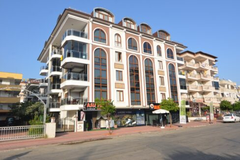 Residential Luxurious Furnished Property For Sale In Alanya Oba