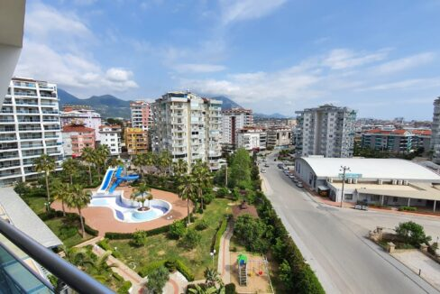 1 Bedroom Furnished Apartment For Sale In Alanya Oba