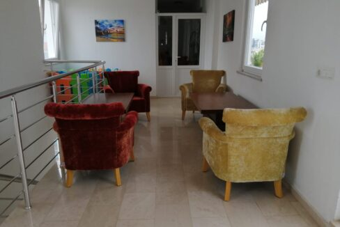 1 Bedroom Furnished Apartment For Sale In Alanya