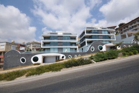 2 Bedroom Apartment For Sale In Alanya Centrum