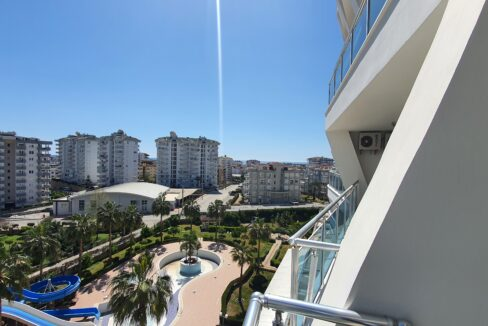 2 Bedroom Furnished Apartment For Sale In Alanya Cikcilli