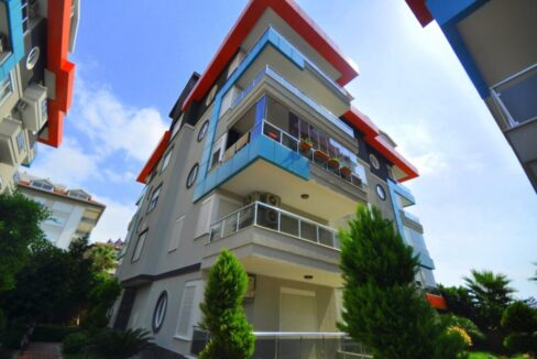 3 Bedroom Fully Furnished Apartment For Sale In Alanya Kestel