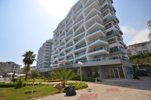 3 Bedroom Furnished Duplex Apartment For Sale In Alanya Cikcilli