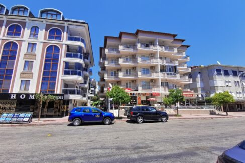 4 Bedroom Furnished Dulex Apartment For Sale In Alanya Oba