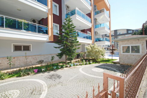 4 Bedroom Luxury Apartment For Sale In Alanya Tosmur