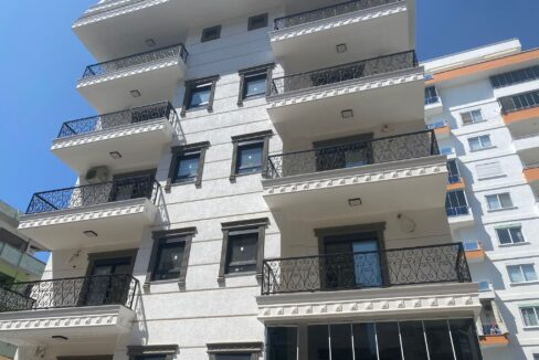 New Furnished One Bedroom Flat For Sale In Alanya