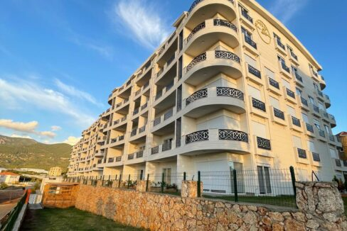 2 Bedroom Apartment For Sale In Oba Sen Palace Garden Alanya