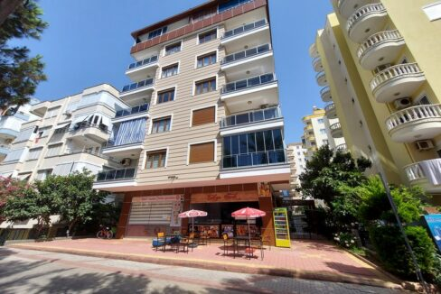 Central Duplex Penthouse For Sale In Alanya With Brand New Furniture