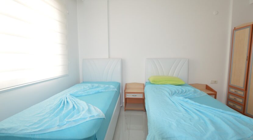 Flat For Sale In Alanya Center