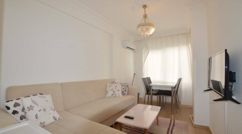 Flat In City Center Of Alanya