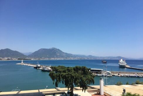 Full Sea View Apartment In Alanya Center