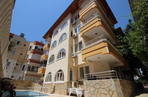 Low Price Flat For Sale In Oba Alanya