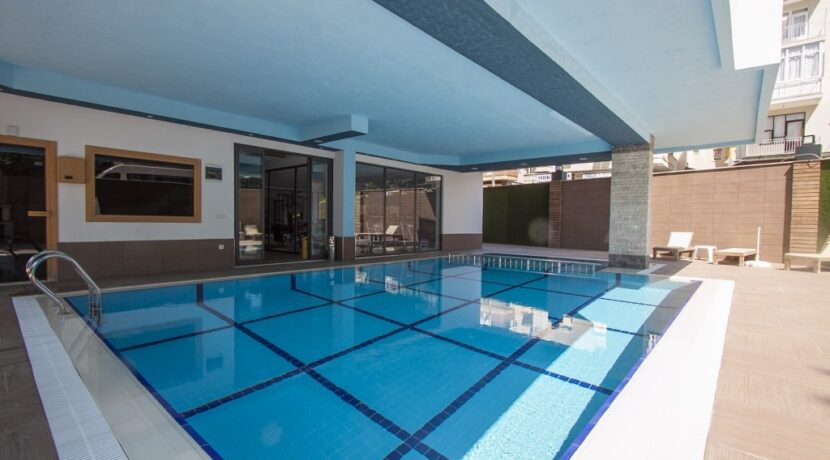 Luxury Residence For Sale In Centrum Of Alanya