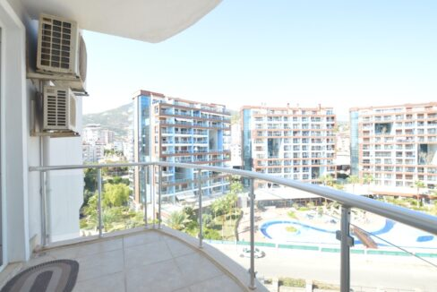 Nice Residence With A Lot Facilities In Alanya Cikcilli