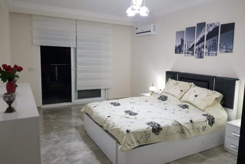 Residence In Alanya Cikcilli With Alot Of Pluses